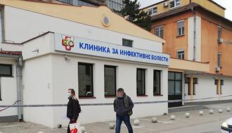 KCV: U bolnicama u Novom Sadu i Petrovaradinu 613 kovid pacijenata