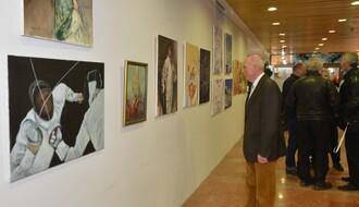 Izložba na Spensu: Osam akademskih slikara u humanitarne svrhe