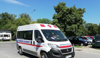 HITNA POMOĆ: U tri saobraćajke u Novom Sadu povređeno šest osoba