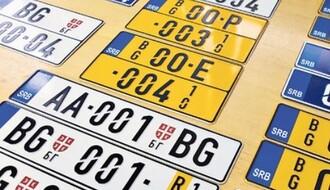 Vozači, odahnite: Tablice će važiti trajno!
