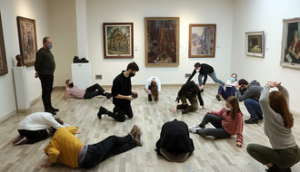 """Teatar mladih """"Mišolovka"""": Suočavanje sa životnim strahovima uz pomoć glume i pozorišta (FOTO)"""