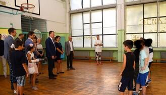 """SATELIT: Najavljena  potpuna rekonstrukcija ili izgradnja novog objekta OŠ """"Miloš Crnjanski"""" (FOTO)"""