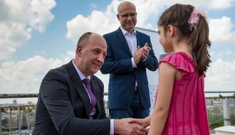 Prijem za najbolje novosadske đake