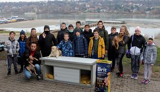 EMPATIJA OD MALIH NOGU: Najmlađi kajakaši kupili kućicu za pse koji ih prate na treninzima