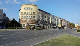 U planu uređenje biciklističkih i pešačkih staza na Bulevaru Mihajla Pupina