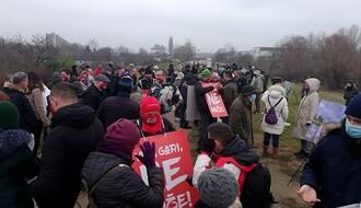 "Protest protiv projekta ""Novi Sad na vodi"": Formiraćemo ""šodroške patrole"""