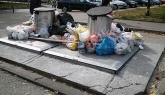 Pojačana kontrola odlaganja smeća u širem centru grada