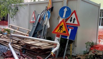 """Radovi """"Toplane"""" menjaju režim saobraćaja u delu Rotkvarije"""