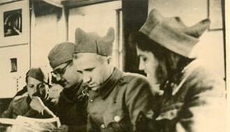 Partizanska štampa u Muzeju Vojvodine