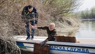 """Kod Čerevića postavljena gnezda za mrešćenјe """"dunavskog barona"""" (FOTO)"""
