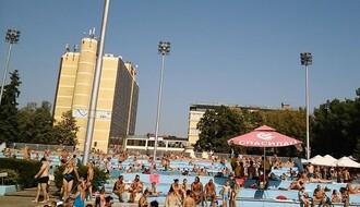 """U petak počinje sezona kupanja na bazenima SC """"Sajmište""""(FOTO)"""