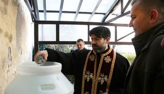"""""""Česmuša"""" ponovo osveštana, a Bokan poručuje da ne živimo u Vatikanu!"""