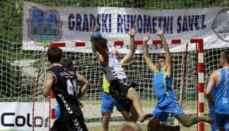 Štrand domaćin međunarodnog turnira u rukometu na pesku