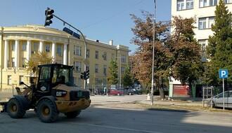 Završeni radovi na Bulevaru Mihajla Pupina, autobusi ponovo redovnom trasom