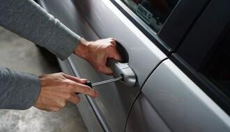 Maloletni Novosađanin ukrao četiri automobila