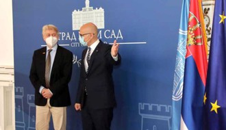 Ambasador Kraljevine Norveške došao u prvu zvaničnu posetu Novom Sadu
