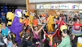 Velika posećenost obeležila prvi Dečji festival u CineStaru (FOTO)