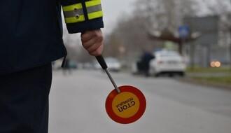 Saobraćajna policija vidno pojačala kontrolu u Novom Sadu
