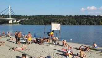 Sunčano i toplo, najviša dnevna u NS oko 33°C