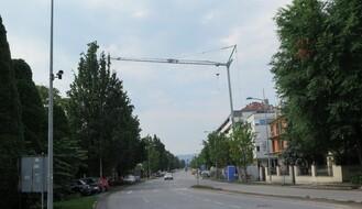 Zbog curenja gasa, zgrada u Cara Dušana i bez grejanja i bez struje