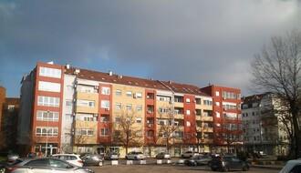 Umereno oblačno i hladno, najviša dnevna u NS oko 5°C