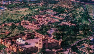 KCNS: Upoznajte se sa impresivnom indijskom arhitekturom