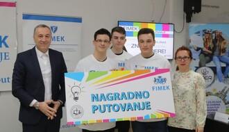 "Održano finale takmičenja ""FIMEK nagrađuje znanje"" tradicionalno (FOTO)"