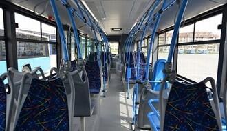 U subotu još manje autobusa na ulicama
