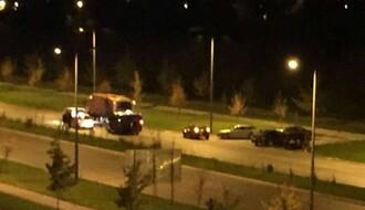 """Ukrao kamion """"Čistoće"""", pa napravio haos na ulicama Novog Sada (FOTO)(VIDEO)"""