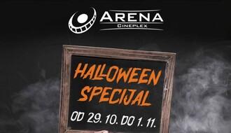 Noć veštica za sve uzraste u bioskopu Arena Cineplex