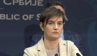 """Krizni štab zaseda danas u 16 sati; Brnabić: """"Trudićemo se da još malo relaksiramo mere"""""""