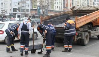 Popravljaju se saobraćajnice na linijama gradskog prevoza