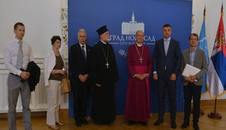Novi Sad izabran za domaćina evropskih crkava 2018. godine