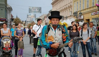 """Izabrani učesnici """"Festivala uličnih svirača"""""""