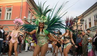 DANI BRAZILA: Novi Sad u ritmu karnevala