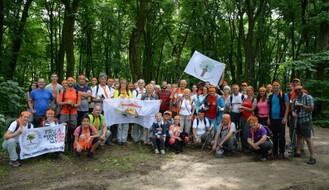 FOTO: Održana protestna šetnja za očuvanje šuma Fruške gore