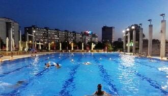 Produžena smena za noćno kupanje na otvorenom bazenu Spensa