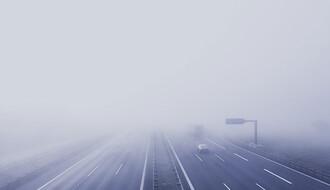 Vozači oprez: na putevima moguća poledica