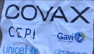 U Srbiju stigle prve vakcine iz Kovaks programa