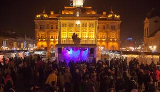 "Hor ""Kolibri"", bend ""Aza Guilla"" i Delta radio danas na Trgu slobode!"