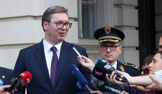 Vučić: Verovatno neće biti policijskog sata, u organizaciju nereda umešani i inostrani faktori