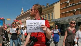 8 minuta tišine: Protiv fašizma i cenzure u medijima