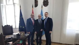 Delegacija Severne Mitrovice sastala se s gradonačelnikom Novog Sada