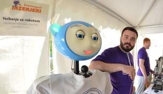 Gradske face na Festivalu nauke