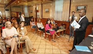 FOTO: Direktor UNICEF-a posetio razvojno savetovalište u Domu zdravlja