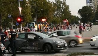U sudaru automobila kod Merkatora povređene tri osobe