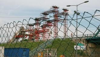 IZNEVERENA OČEKIVANJA: Nema radnika na Žeželjevom mostu!