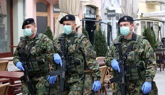 Vučić naredio hitnu upotrebu vojske u Šidu zbog migranata