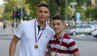 NOVOSAĐANI: Džijudžicu braća nižu medalju za medaljom