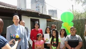 FOTO: Porodica Đurkić dobila novi dom